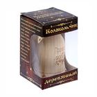 Колокольчик 1148586 дерев. «Приношу любовь» в интернет-магазине Швейпрофи.рф