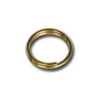 Кольцо для бус Zlatka R-03 золото