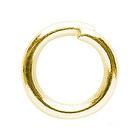 Кольцо для бус Zlatka R-05 золото