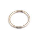 Кольцо для бюст. 1200 металл. d=1,2 см никель