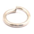 Кольцо ковровое сталь 13 мм