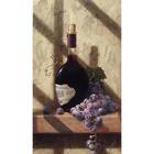Алмазная мозаика DIY O-547  «Красный виноград»