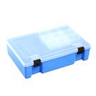 Контейнер С-369 для ниток (16 шт.) и мелочей 27,4*18*6,5 см