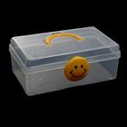 Коробка 0064 для мелочей (1 яч) 17,5*10,5*7 см