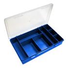 Коробка 2808 для мелочей 8 ячеек 28*18,5*5 см