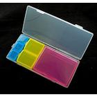 Коробка R519 для мелочей (6 конт.) 18*8,5*2 см