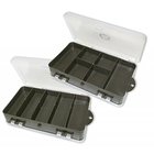 Коробка ТК-32 для мелочей 2х-сторон. 17,5*10*5 см