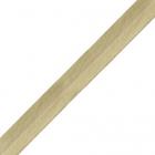 Косая бейка 15 мм стрейч 0511-0071 (уп. 132 м)  св. бежевый