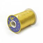 Косая бейка 15 мм (уп.132 м) золото