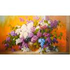 Алмазная мозаика Milato S-511 «Сиреневые краски»