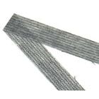 Клеевая лента нитепрошивная 15 мм (рул. 50 м) черн.  174050