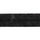 Клеевая лента нитепрошивная по косой усилен. 15 мм (рул. 100 м) черн.