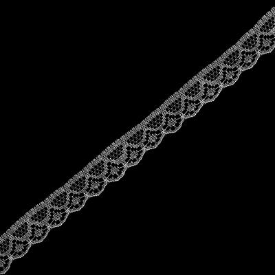 Кружево капрон  15 мм TBY-1658, 168 (уп. 45,7 м) в интернет-магазине Швейпрофи.рф