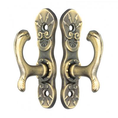 Крючки под подхваты А54-1-1 бронза в интернет-магазине Швейпрофи.рф