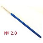 Крючок с ручкой ЦВ 2,0 мм 0332-6000
