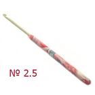 Крючок с ручкой ЦВ 2,5 мм 0332-6000
