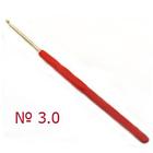 Крючок с ручкой ЦВ 3,0 мм 0332-6000