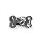 Крючок-петля DF 225 никель