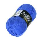 Пряжа Лайка, (Color City) 100 г / 300 м, 0315 т.-голубой