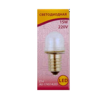Лампа для швейных машин светодиоидная 15W 20*42мм (174514) в интернет-магазине Швейпрофи.рф