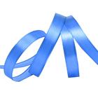 Лента атласная 12 мм (рул. 32,9 м) 8105 голубой