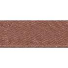 Лента атласная 12 мм (рул. 32,9 м) 8135 т.-коричневый