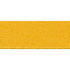 Лента атласная 25 мм (рул. 32,9 м) 8013 желт.