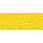 Лента атласная 3 мм (рул. 100 м) №8014 желт.