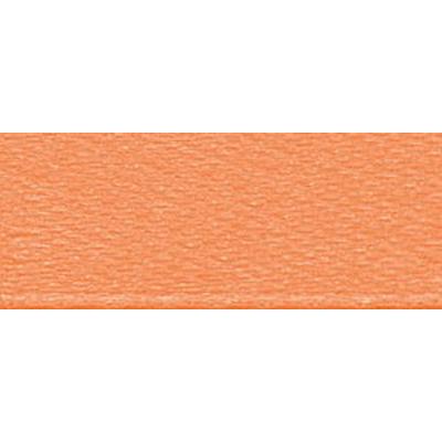 Лента атласная 3 мм (рул. 100 м) №8027 оранж. в интернет-магазине Швейпрофи.рф