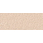 Лента атласная 50 мм (рул. 32,9 м) №8130 крем.