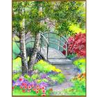 Алмазная мозаика Milato № 172 «Лесной мостик»