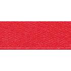Лента атласная 6 мм (рул. 32,9 м) №8055 красный