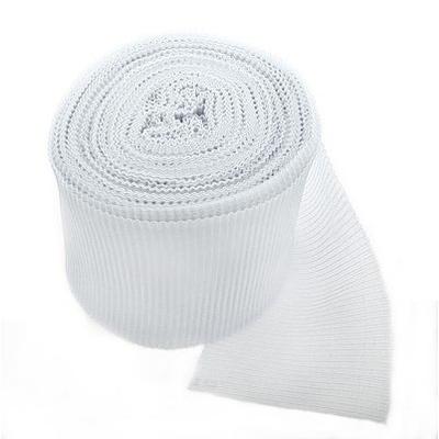 Лента капрон 110 мм гофре бел. рул. 50 м в интернет-магазине Швейпрофи.рф
