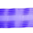 Лента капрон 80 мм. 1с91 фиолетовый рул. 25 м