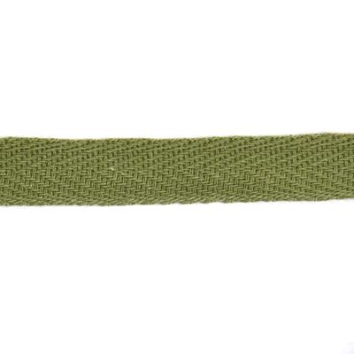 Лента киперная 15 мм (рул. 50 м) хаки в интернет-магазине Швейпрофи.рф
