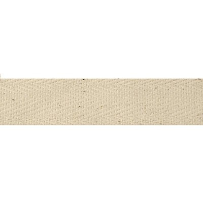 Лента киперная 25 мм Щ. (рул. 50 м) бел. в интернет-магазине Швейпрофи.рф