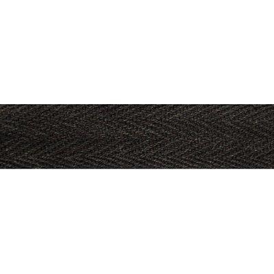 Лента киперная 25 мм Щ. (рул. 50 м) черный в интернет-магазине Швейпрофи.рф