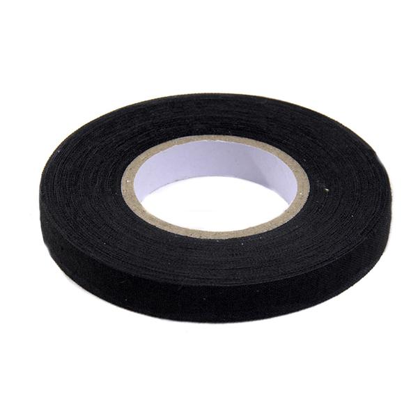 Клеевая лента 10 мм тканая для кожи и меха (уп. 18,28 м)