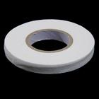 Клеевая лента 10 мм тканая для кожи и меха (уп. 18,28 м) белый 7717052