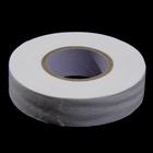 Клеевая лента 20 мм тканая для кожи и меха (уп. 18,28 м) белый