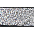 Лента металл. 15 мм MR-15 (уп. 33 м) серебро