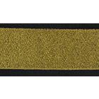 Тесьма металл. 25 мм MR-25 (уп. 33 м) золото