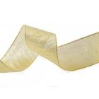 Тесьма металл. 50 мм 0080-5000 (уп. 32,9 м) 676148 золото