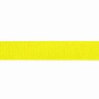 Лента репсовая 12 мм Гамма GR-12 (уп. 45,5 м) №021 ярко-желт.