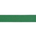 Лента репсовая 12 мм Гамма GR-12 (уп. 45,5 м) №077 зел.