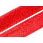 Липучка Китай 25 мм контакт (рул. 25 м) красный №148