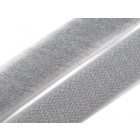 Липучка Китай 25 мм контакт (рул. 25 м) серый №326 (081)