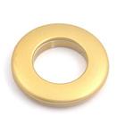 Люверсы шторные К-1 d=25 мм №12 мат. золото