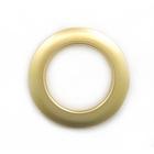 Люверсы шторные К-1 d=35 мм №12 (С-04) мат. золото