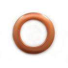Люверсы шторные К-1 d=35 мм №15 оранжевый металлик